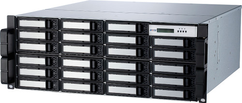 ARC-8050T3 SAN (24-bays Thunderbolt 3 Rackmount Storage)