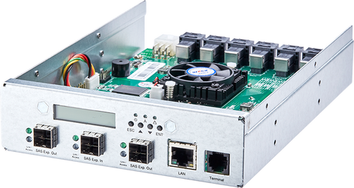 Areca ARC-8028-32 (32 Port SAS expander module)