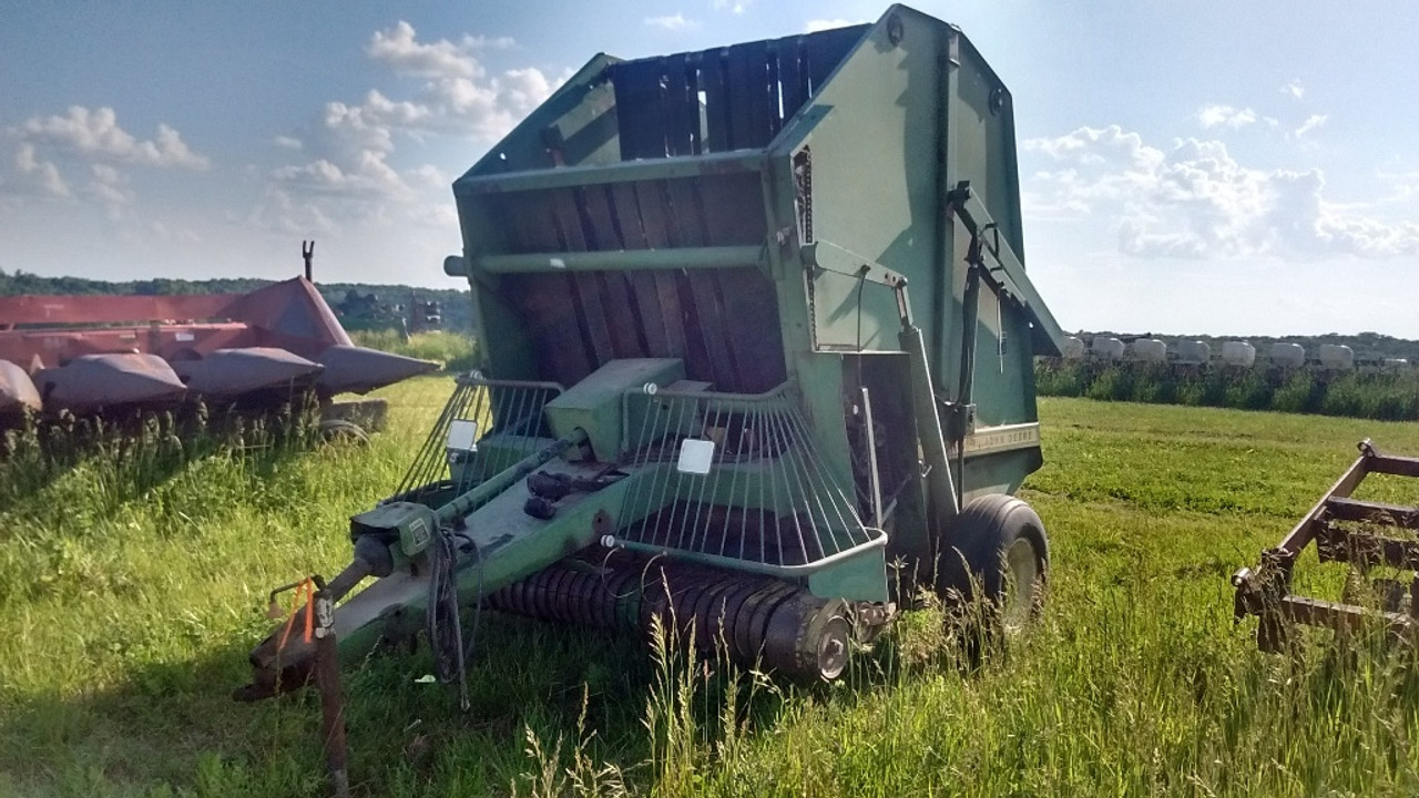 Used Parts - Round Baler - John Deere 510 Round Baler - Farm Parts