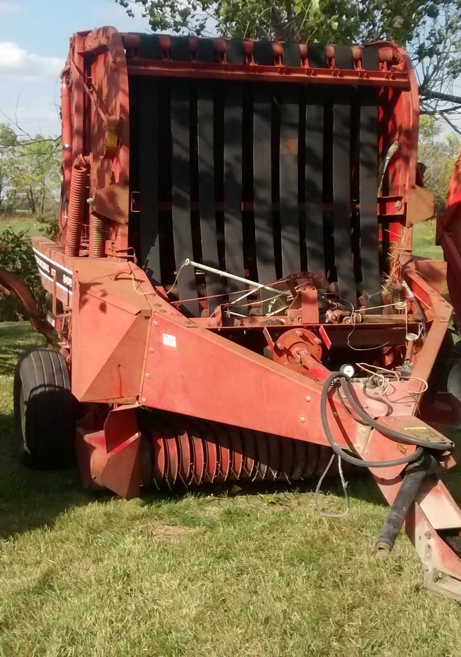 Used Parts - Round Baler - IH 2400 Round Baler - Farm Parts