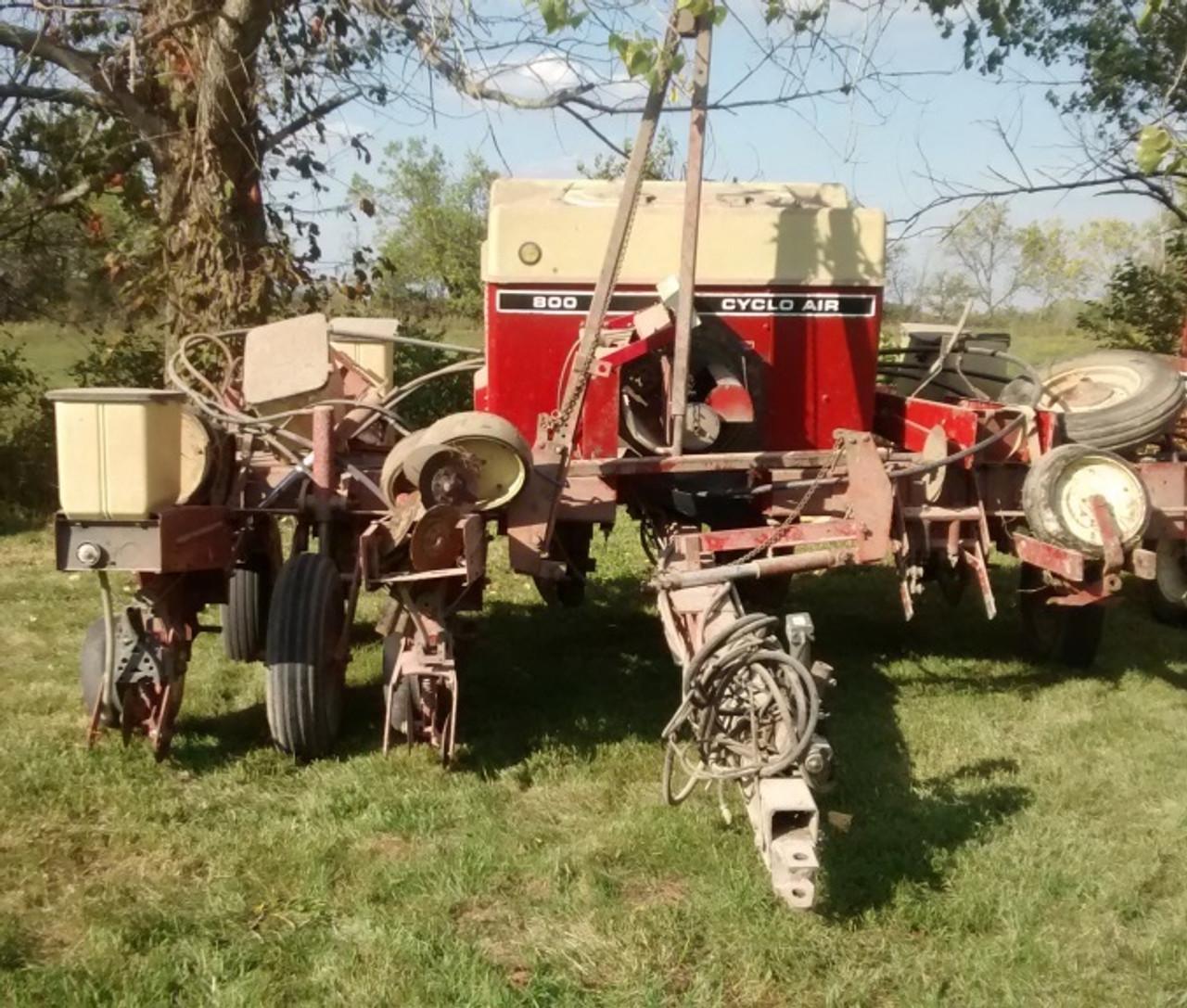 Used Parts Planter Ih 800 Cyclo Air Farm Parts Online