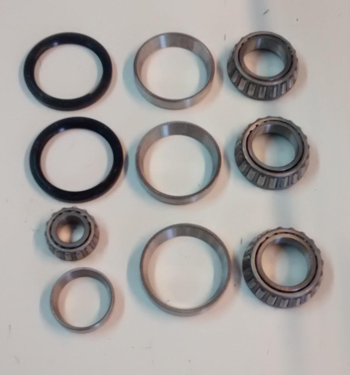 New Holland Ford 56, 256, 258, 259, 260 rake gearbox rebuild kit Timken