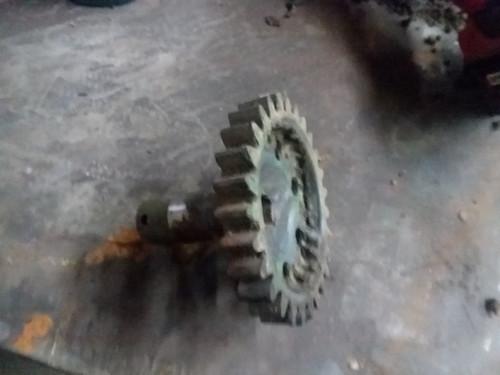 John Deere 227 307 407 rotary cutter mower slip clutch