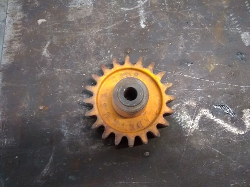 Minneapolis Moline grain drill gear C158