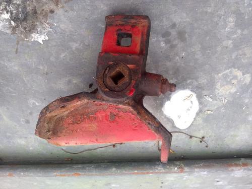 Massey Ferguson 33 grain drill bearing holder 72317M1