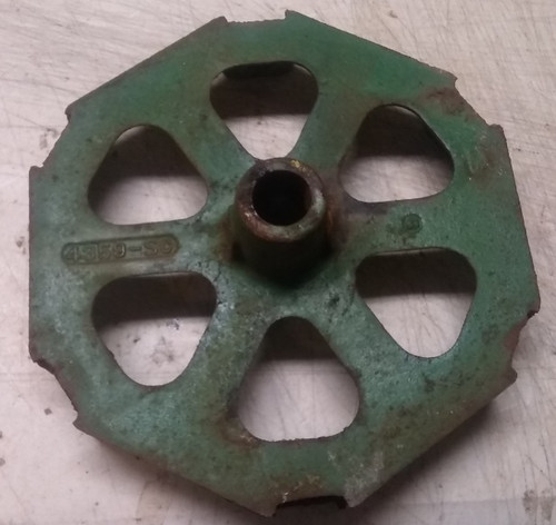 John Deere H manure spreader beater head 4359SC