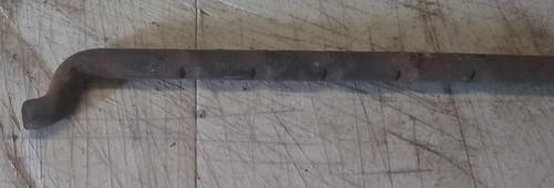 John Deere 8000 8200 8300 grain drill long down pressure rod N162663