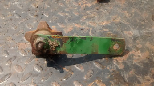 John Deere Van Brunt grain drill chain tightener H416 Used