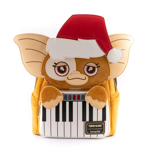 LF GREMLINS GIZMO HOLIDAY COSPLAY W REMOVABLE HAT MINI BACKPACK