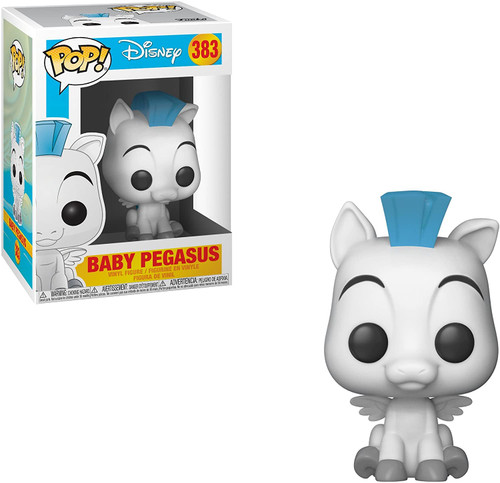 Funko POP! Disney: Hercules - Baby Pegasus ( comes with pop protector)