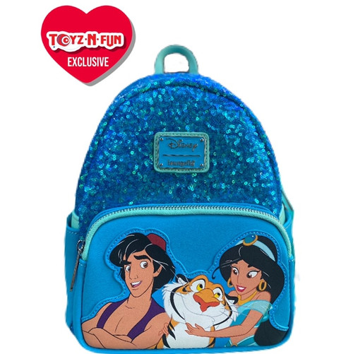 Two Toned Jasmine Sequin Mini Backpack Expected Oct/ Nov