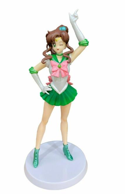Sailor Jupiter Figurine - 4.5 Inch - HGIF Premium Collection