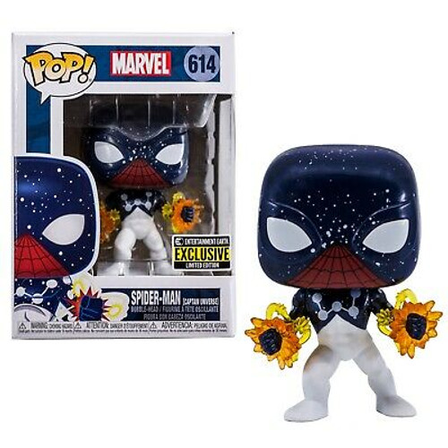 Funko POP! Marvel Spider-Man 614 ( Captian Universe)