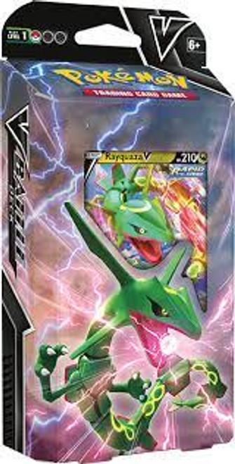 Pokemon TGC: V Battle Rayquaza Deck