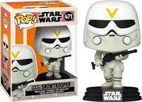 Funko POP! Star Wars: Concept Series Snowtrooper 471