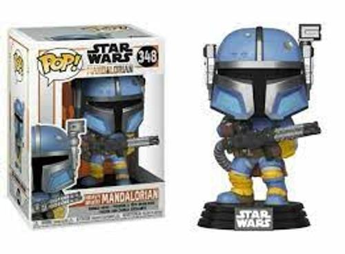 Funko POP! Star Wars: Heavy Infantry Mandalorian 348