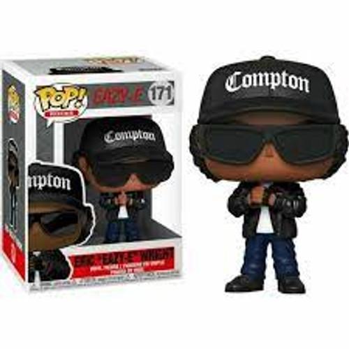 Funko Pop Rocks! Eazy-E 171(Comes with Pop Protector)