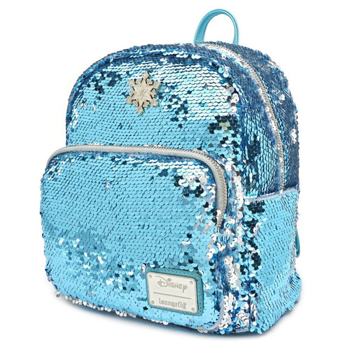 Elsa Frozen Mini Loungefly Backpack