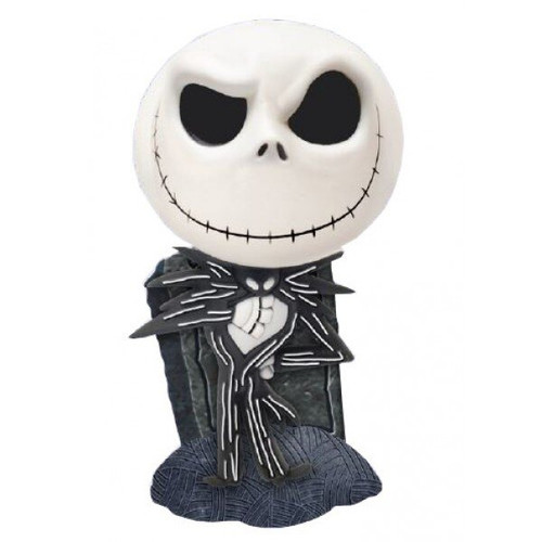 Jack Skellington Figural Bank
