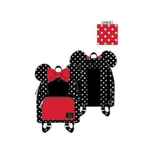 Mini Mouse Loungefly Backpack