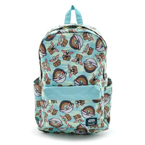 Child AOP Nylon Backpack Front