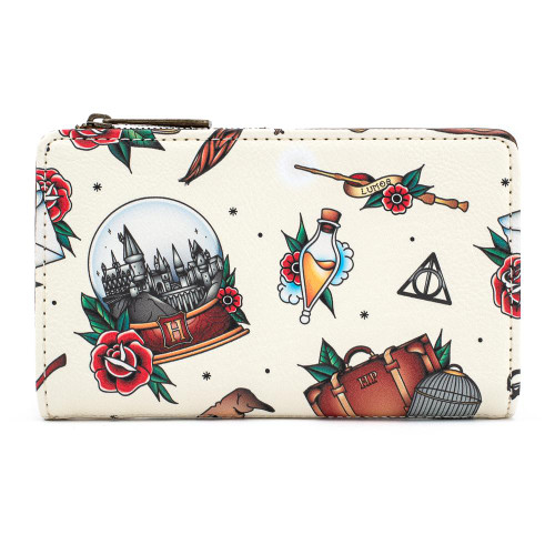 Harry Potter Wallet Front