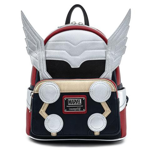 Thor Classic Loungefly Backpack front