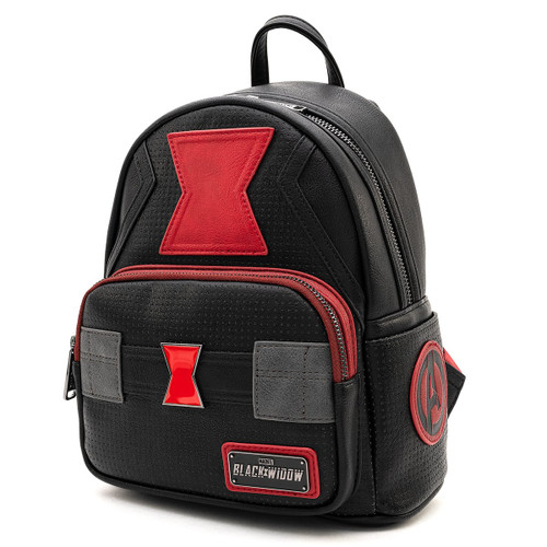 Marvel Black Widow Mini Loungefly Backpack