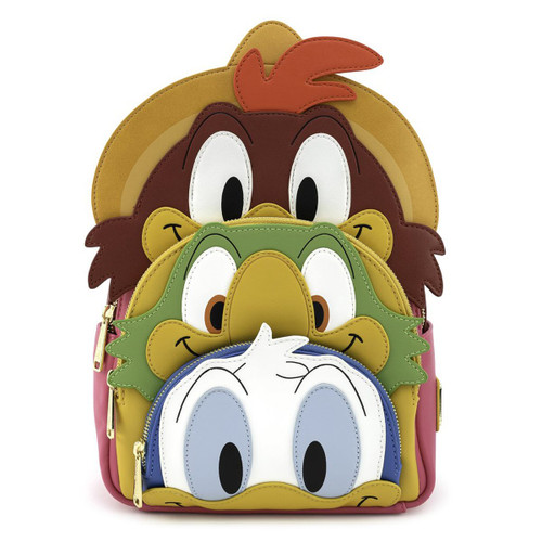 Three Caballeros Backpack
