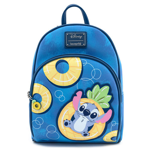 Disney Lilo & Stitch Stitch on Pineapple Stitch Mini-Backpack