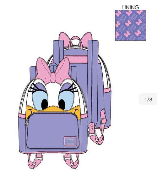 Daisy Cosplay Mini Backpack