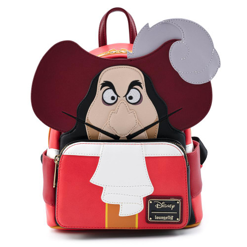 LF DISNEY PETER PAN CAPTAIN HOOK COSPLAY MINI BACKPACK