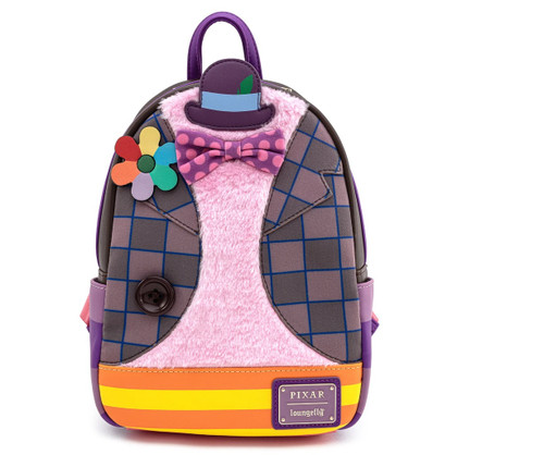 Pixar Inside Out Bing Bong Cosplay Mini Backpack front