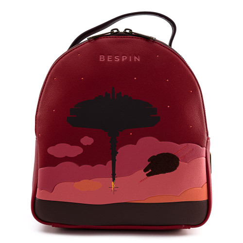 LF STAR WARS BESPIN CONVERTIBLE MINI BACKPACK W/ POUCH FRONT