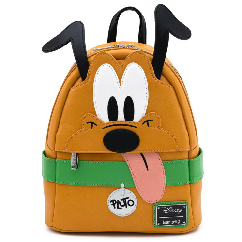 Pluto Cosplay Mini Backpack Front