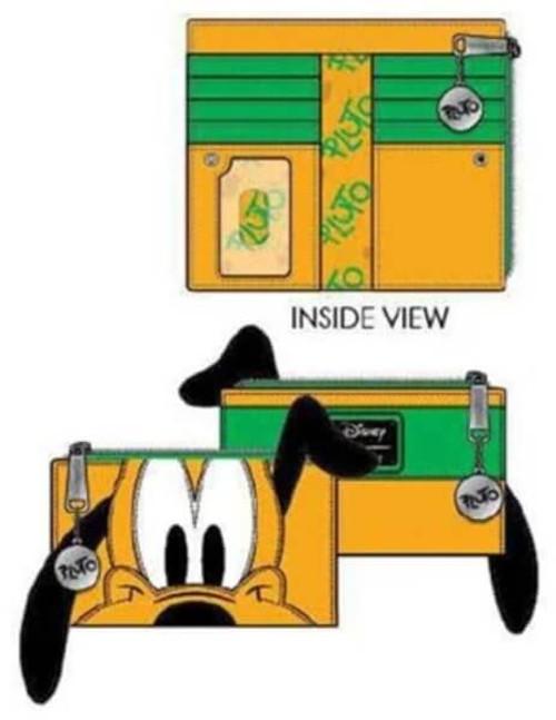 Disney Pluto Cosplay Wallet