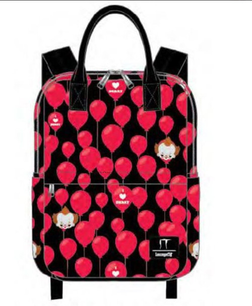 LF IT I HEART DERRY BALLOONS AOP NYLON BACKPACK