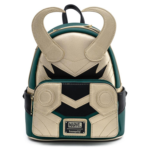 Marvel Loki Classic Cosplay Mini Backpack