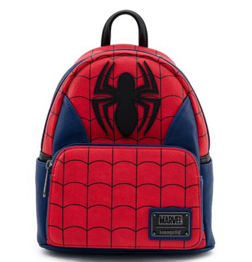 Marvel Spiderman Classic Cosplay Mini Backpack