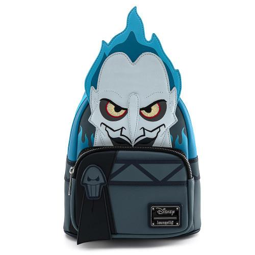 LF Disney Villains Hades Cosplay Mini Backpack Front