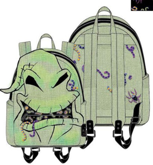 LF Disney NBC Oogie Boogie Creepy Crawlies Mini Backpack