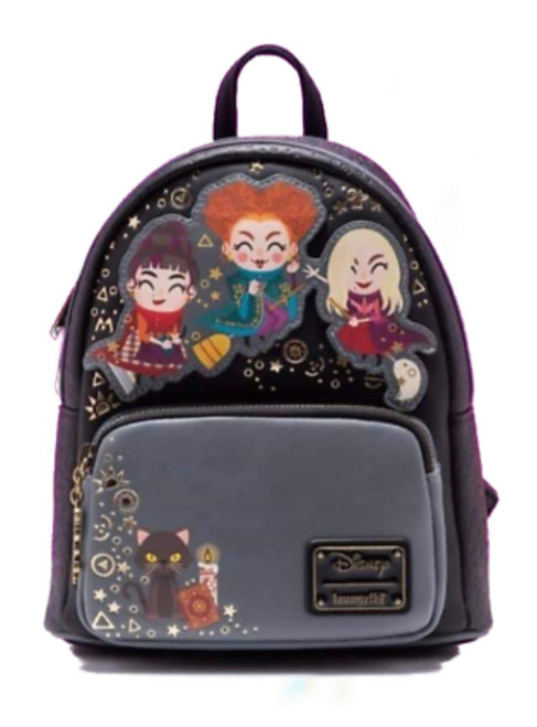 LF Disney Hocus Pocus Chibi Mini Backpack