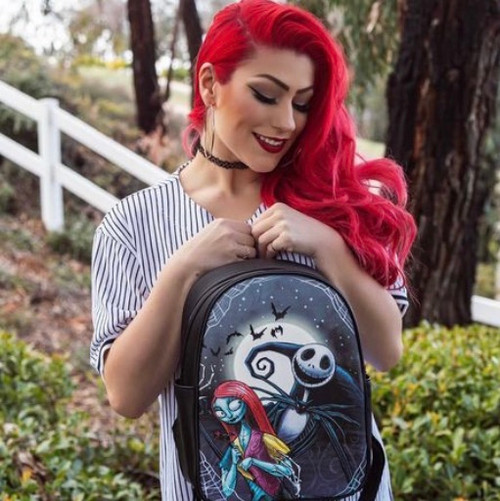LF Disney NBC Simply Meant To Be Mini Backpack
