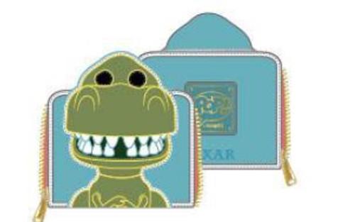 Pop by LF Pixar Toy Story Rex Zip Around Wallet