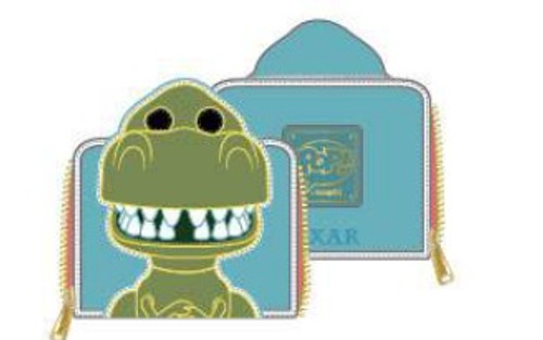 Pop by LF Pixar Toy Story Rex Zip Around Wallet