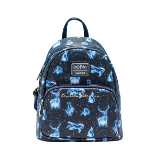 LF Harry Potter Patronus AOP Mini Backpack