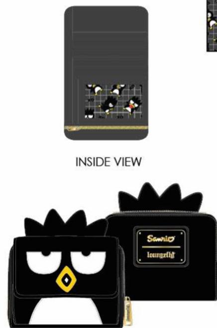 LF Sanrio Badtz Maru Cosplay Wallet