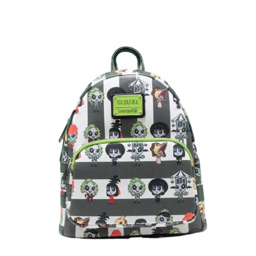 LF Harry Potter Patronus AOP Mini Backpack Front