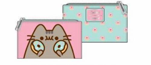 LF Pusheen Donuts Nom Nom Flap Wallet