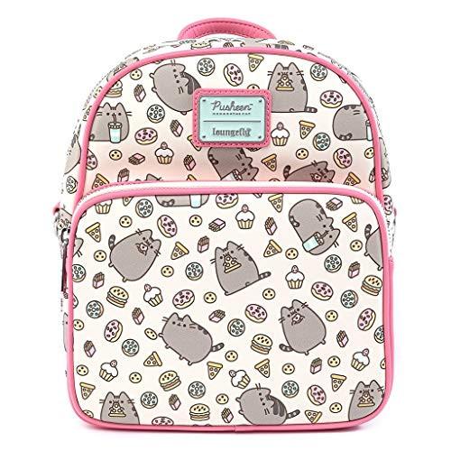 LF Pusheen Snackies Mini Backpack front